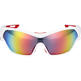 UVEX sportstyle 705 Glasses white red